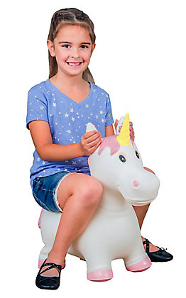 Big Country Toys Unicorn Little Bucker