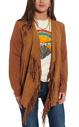 Rockin' C Women's Honey Fringe Jacket