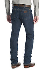 Wrangler Cowboy Cut Men's Advance Comfort Midnight Rinse Regular Fit Jeans - 38 Length