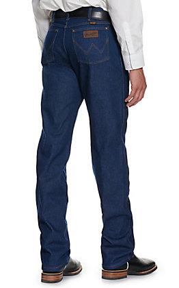 Wrangler Men's Premium Performance Cowboy Cut Prewash Regular Fit Straight Leg Jeans