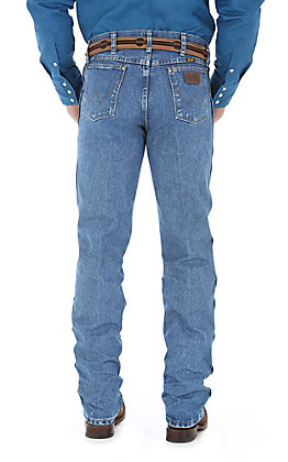 Wrangler Premium Performance Cowboy Cut Stonewash Jeans