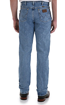 Wrangler Premium Performance Cowboy Cut Stonewash Tall Jeans