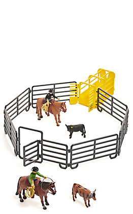 Big Country Farms Roper Toy Set