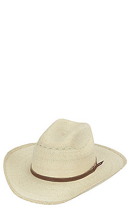 Atwood Infant Marfa Palm Leaf Cowboy Hat