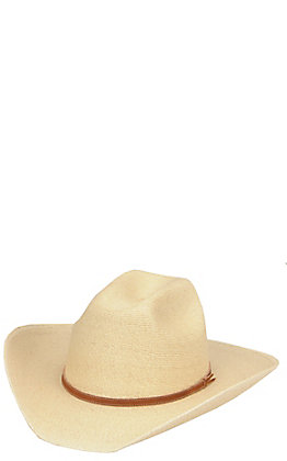 Atwood Large Marfa Palm Leaf Cowboy Hat