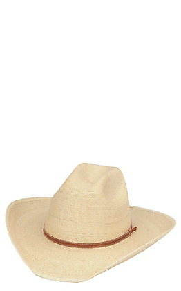 Atwood Medium Marfa Palm Leaf Cowboy Hat