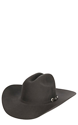 Cavender's 4X Grey Rodeo Collection Felt Cowboy Hat