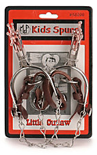 M&F Western Little Outlaw Kids' Spurs