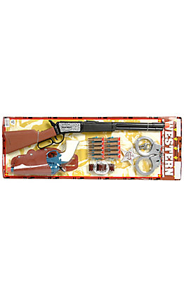 M&F Western Kids Rifle Set