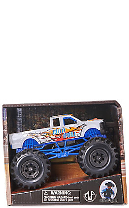 M&F Western Bigtime Rodeo Mad Bull Monster Truck Toy