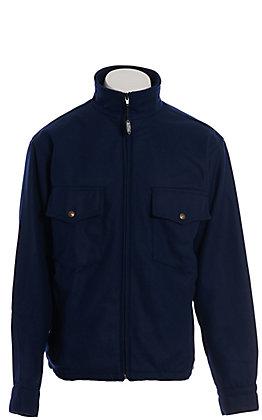 Schaefer Men's Navy Austin Wool Jacket