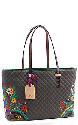 Consuela Silverlake East West Tote