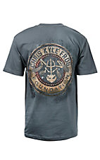 Men's Grey Chris Kyle Frog Foundation T-Shirt