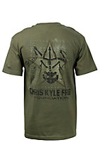 Chris Kyle Frog Foundation Military Short Sleeve Tee