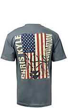 Chris Kyle Frog Foundation Epic Flag Short Sleeve Tee
