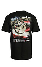 Chris Kyle Frog Foundation Chocolate Short Sleeve Tee