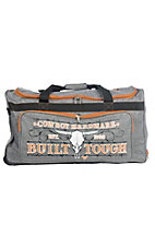 Cowboy Hardware Orange and Grey 30 Inch Gear Bag
