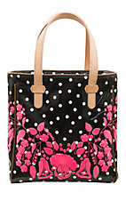 Consuela Valentina Pink Lady Tote