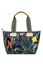 Consuela Johnny Jag Leopard Shopper Tote