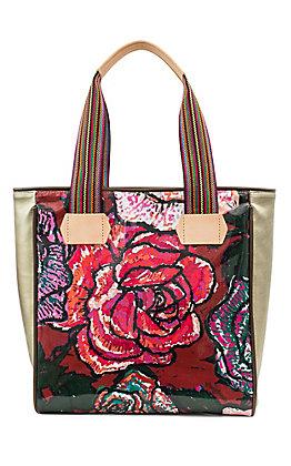 Consuela Katie Legacy Floral Tote