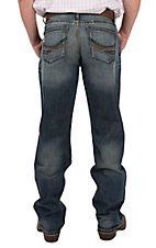 Cinch Men's Grant Dark Wash Boot Cut Jeans