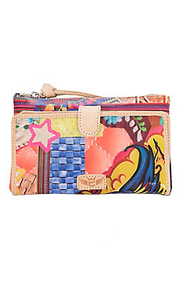 Consuela Patches Slim Wallet