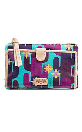 Consuela Women's Twyla Cactus Slim Wallet