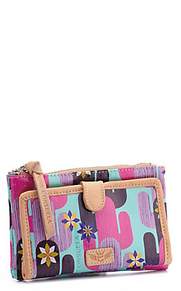 Consuela Women's Buffy Slim Wallet