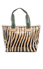 Consuela Legacy Collection Big Kitty Zipper Tote