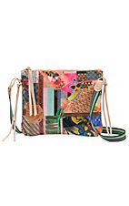 Consuela Patches Crossbody Purse