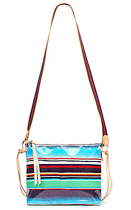 Consuela Deanna Serape Downtown Crossbody Purse