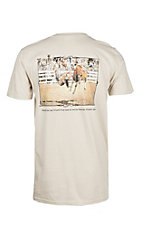 Cowboy Hardware Cream Psalms 38:21 S/S T-Shirt