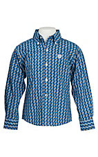 Cinch Infant Boy's L/S Solid Fine Weave Shirt 70601151I