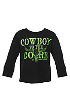 Cowboy Hardware Infants Cowboy to the Core Long Sleeve T-Shirt