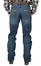 Cinch Men's Medium Wash Carter 2.3 Boot Cut Open Pocket Jeans
