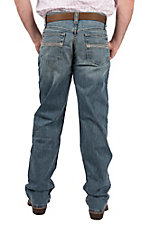 Cinch Men's Carter 2.5 Medium Wash Relaxed Fit Jeans