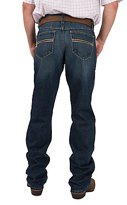 Cinch Men's Carter 2.0 Dark Washed Jeans