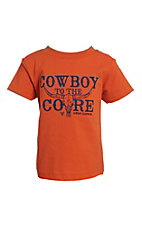 Cowboy Hardware Boys Cowboy to the Core Short Sleeve T-Shirt