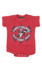 Cowboy Hardware Infant Boys Built Cowboy Tough Onesie