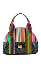 Consuela Rusty Serape Stripe U-Tote-It Ba