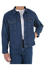 Wrangler Prewashed Denim Jacket