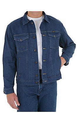 Wrangler Prewashed Denim Jacket