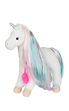 Douglas Jules Stuffed Unicorn
