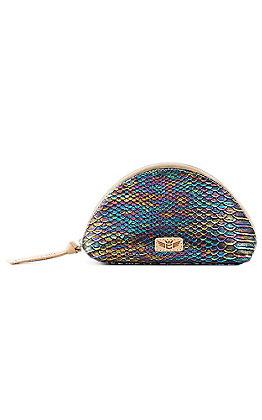 Consuela Sirena Mermaid Medium Dome Cosmetic Bag