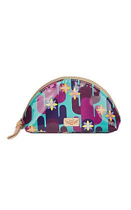 Consuela Twyla Cactus Medium Cosmetic Bag