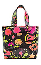 Consuela Neon Floral Mini Bag