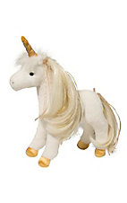 Douglas Golden Unicorn Stuffed Animal