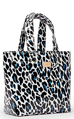 Consuela Lola Leopard Print Mini Grab N Go Bag