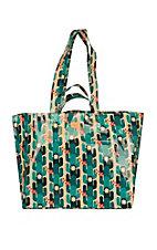 Consuela Legacy Spike Cactus Print Jumbo Bag