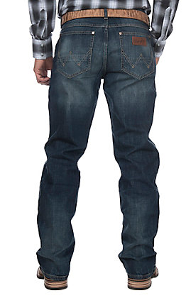 Wrangler Retro Men's Slim Boot Cut Jeans